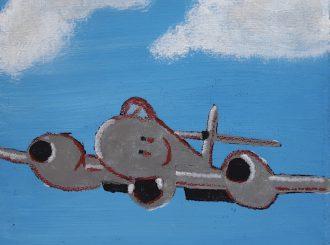 Vulcan Bomber, Stuart McCracken