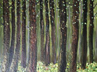 Dark Forest, Liane Jamieson