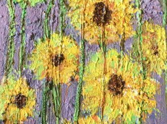 Sunflowers, Liane Jamieson