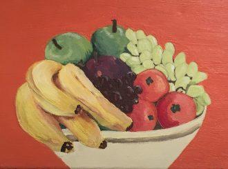 Fruit Bowl, Ann Kennedy