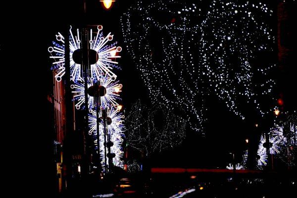 Limavady Christmas Lights Switch on!