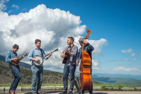 Twilight Music Sessions presents Slocan Ramblers
