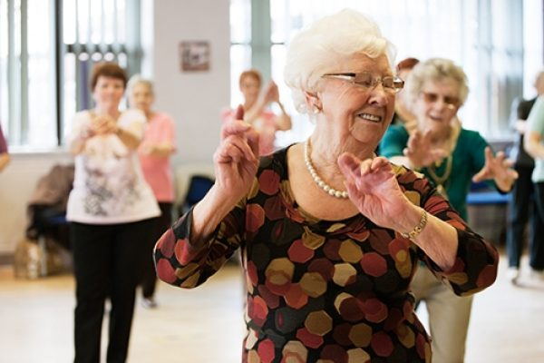 True Confessions –Music and Dance Day for Older People