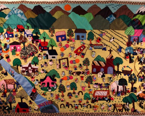 Embracing Human Rights: Conflict Textiles' Journey