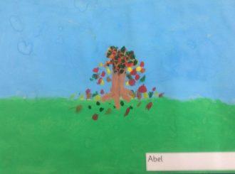 Abel Autumn Leaves Balnamore Primary School