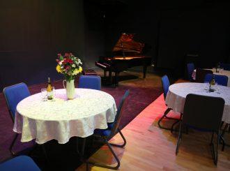 Auditorium Cabaret Style