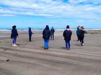 Beach Walk 4