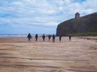 Beach Walk 6