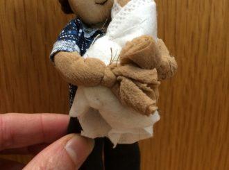 Conflict Tecxtiles Doll Workshop 2