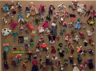 Conflict Textiles Doll Workshop