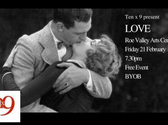 Ten X 9 Love