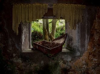 Hermit's Suitcase Galboly