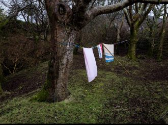 Glens Washing line