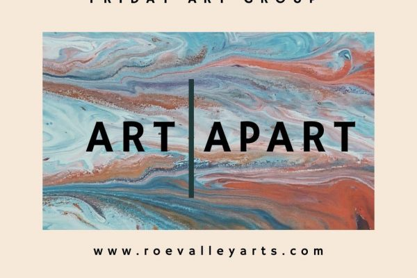 New Virtual Exhibition Launched - Art Apart!
