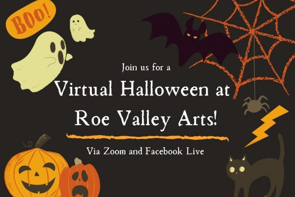 Join us for a Virtual Halloween!