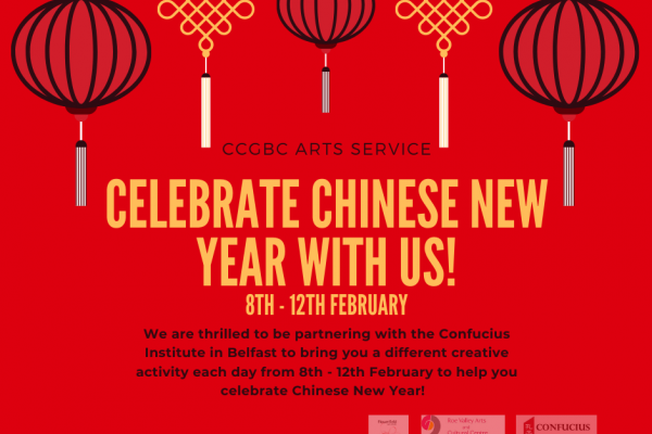 Celebrate Chinese New Year with our Arts and Cultural Activities!