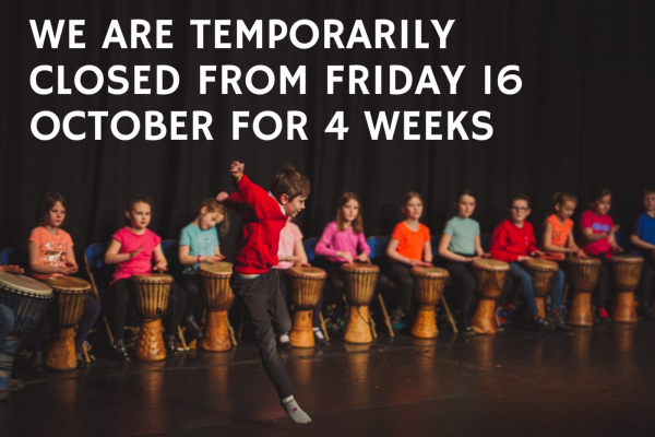 We are temporarily closed for 4 weeks