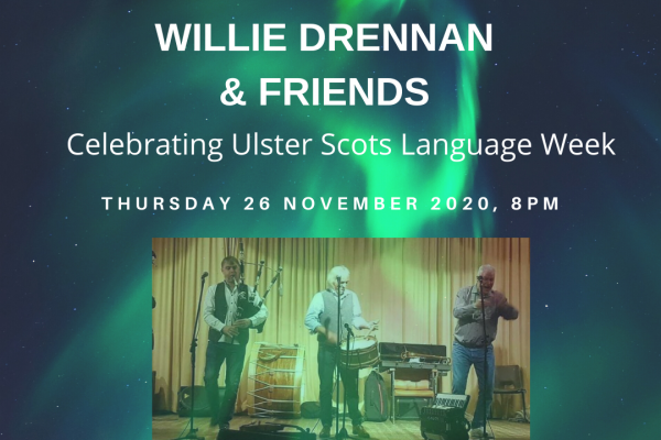 Celebrate Ulster Scots Week with Us!​