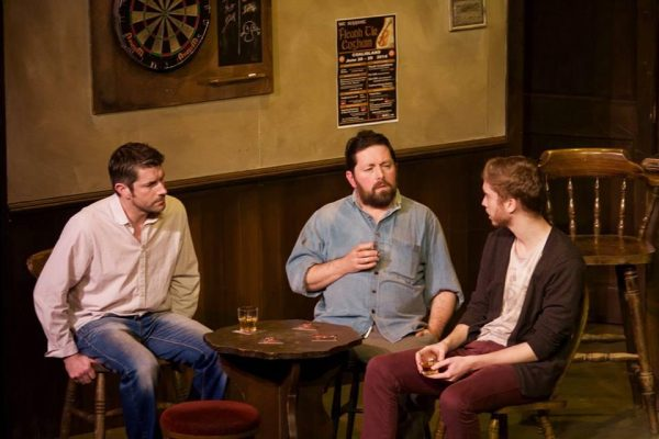 Extra Time - comedy set in rural pub