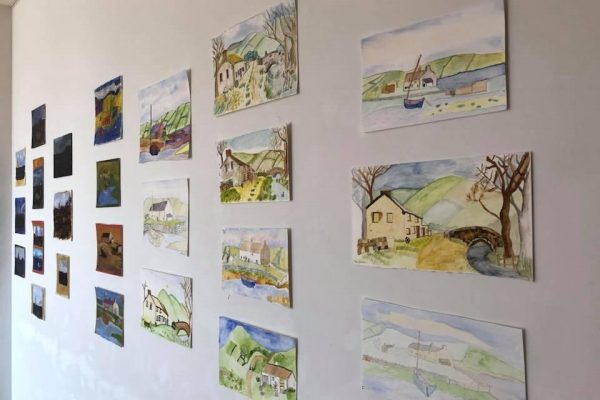 New Perspectives, New Creativity: Project Exhibition now on display