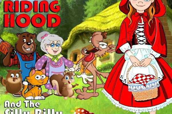 Red Riding Hood comes to town!