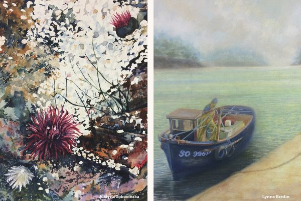 Join us for the launch of our two new June exhibitions