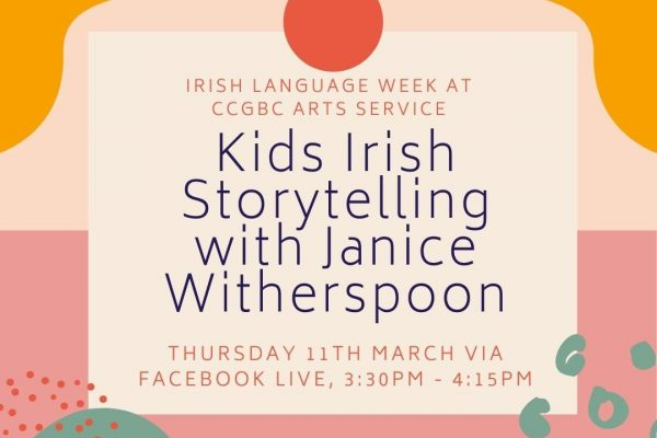 Kids Irish Storytelling with Janice Witherspoon