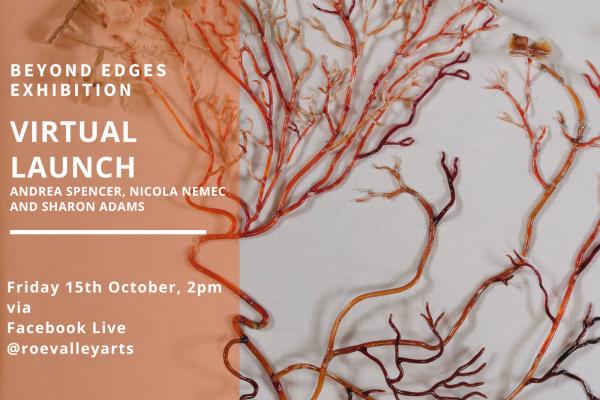 Beyond Edges Virtual Exhibition Launch!