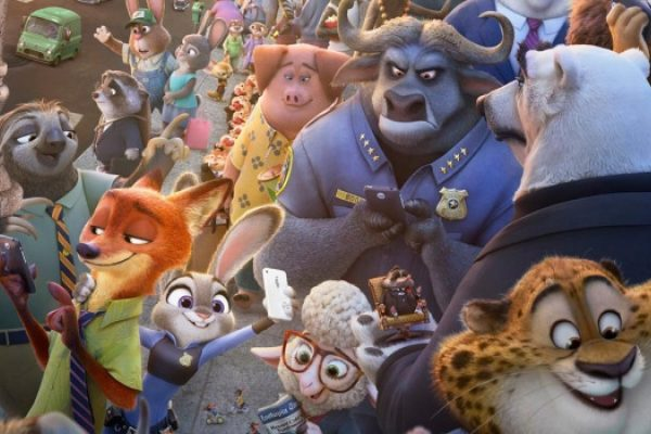 Family Film Friday: Zootropolis