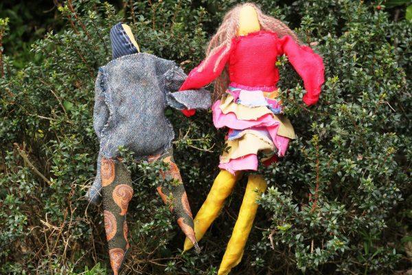 Arpillera Dolls Exhibition
