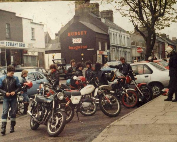90+ Years of Motorcycles in Limavady