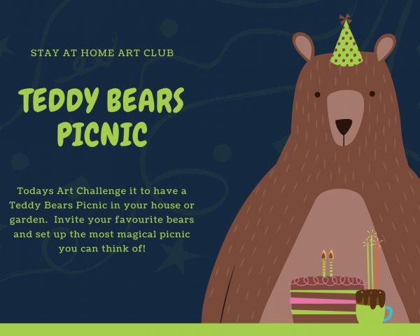Day 16 - Teddy Bears Picnic