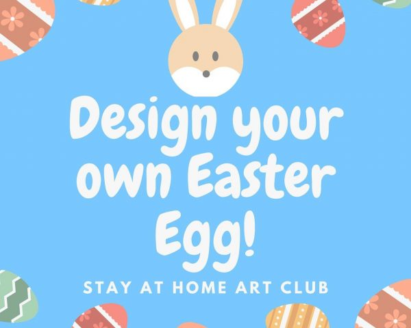 Day 8 - Design Your Own Easter Egg
