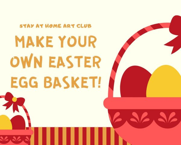 Day 10 - Make your own Easter Basket