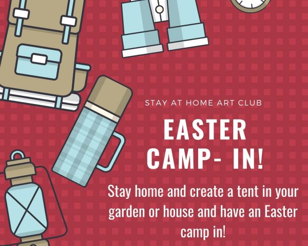 Day 12 - Easter Camp in