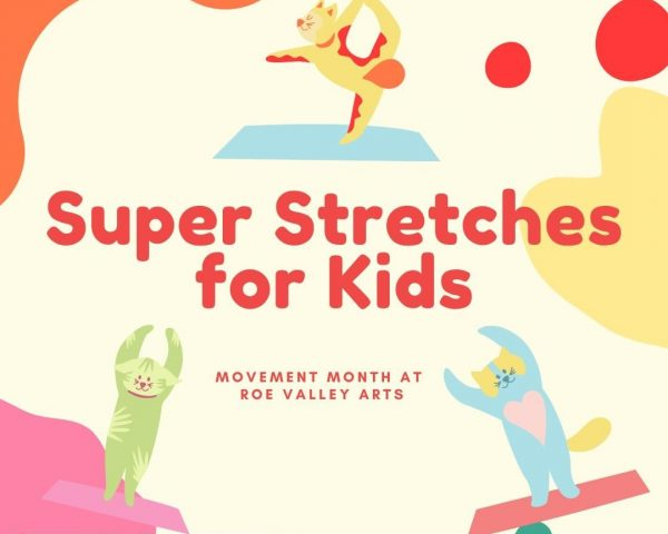 Super Stretches for Kids!
