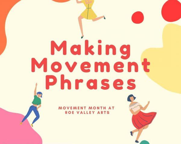 Weekend Kids Challenge: Making Movement Phrases