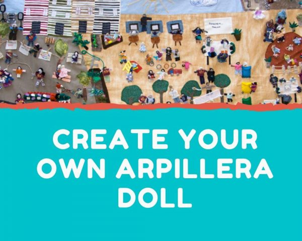Make your Own Arpillera Doll