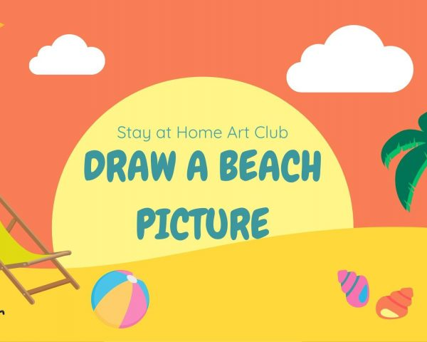 Day 17 - Draw a Beach Picture